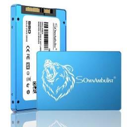 SSD 240GD SOMNAMBULIST ORIGINAL LACRADA NO CAIXA (PROMOÇÃO)