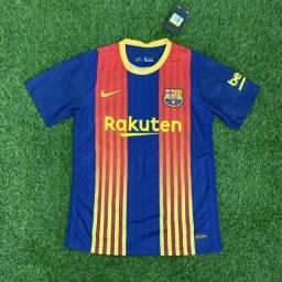 Camisa do Barcelona original 20/21, Tamanho P