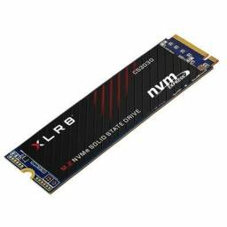 SSD NVME PNY Patriot 250GB, Leitura 3500MB/s, para PC e Notebook, Novo