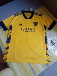 Camisa boca Juniors 2021 ORIGINAL