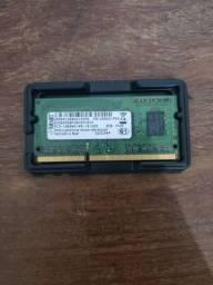 Memória Ram 2 GB ddr3 e ddr2
