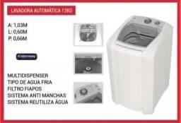 lavadora automática 12kg planeta móveis