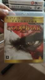 Jogo usado God of War 3 Ps3. Seu jogo pode dar descontos. Retirada Água Verde