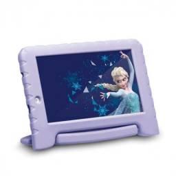 Tablet Multilaser Disney Frozen com Case - NOVO - Loja Física