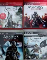 Assassins Creed Combo