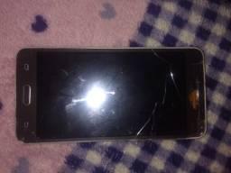Smartphone Samsung para retirada de peças