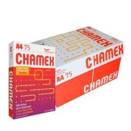 Papel A4 Chamex - Caixa com 10 resmas