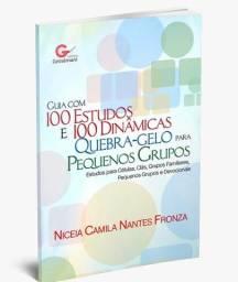Título do anúncio: Livro: Guia com 100 estudos e 100 dinâmicas