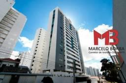 Apartamento 4 Quartos (2 Suítes) 178m2 Ed. João Pedro, Bairro Maurício de Nassau