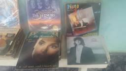 Lote de disco de vinil (LP) +140 variados