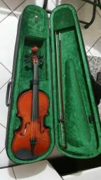 Vendo violino não usado