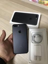 IPhone 7 PLUS 32GB Preto - Ótimo Estado - parcelo no Cartão
