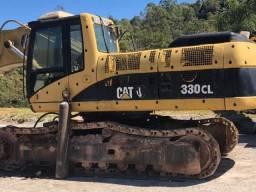 Escavadeira CAT 330 e Pá 938