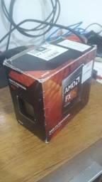 Processador Amd Fx 8350 Octa Core AM3+ Black Edition / Usado / Oportunidade / Promoção /