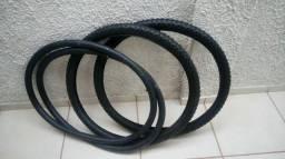[NOVOS] Par de pneus 29 x 2.125 com câmaras de ar