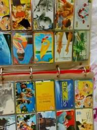 330 cartões para colecionadores