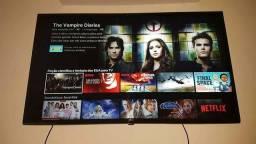 Tv smart 4k ultra HD 43 polegadas