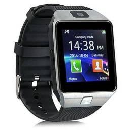 Relogio Bluetooth Smartwatch Dz09 c/chip c/camera lacrado