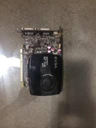 Placa de Vídeo evga Geforce GT 740 2GB SC