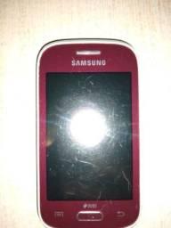 7d1225f176 Celular Usado com Tv Digital Samsung