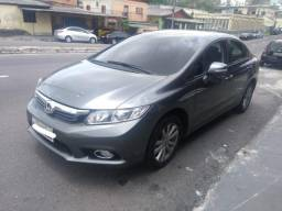 Honda Civic LXR 2.0 Flex, Aut, Completo, 2014, Obs: Já Financiado!! - 2014