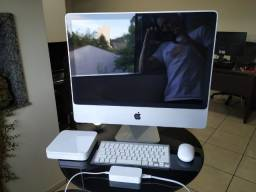 Apple iMac 24 Pol. 2.4ghz Core 2 Duo + AirPort