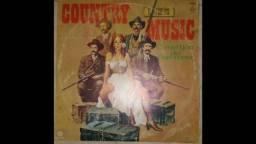 Lp==country music-o melhor do far-west