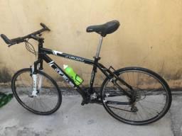 Bicicleta GTS alumínio toda Shimano aro 26