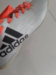 Chuteira Adidas n.38 usada