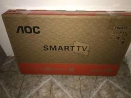 Smart TV 43 Pol na caixa