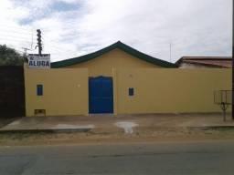 : Aluga-se uma excelente casa na Rua Raimundo Penafort nº1173 Bairro Asa Branca R$1.500