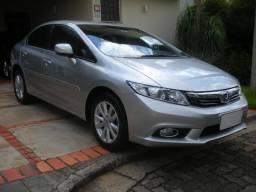 Honda Civic 2.0 LXR Automático Flex - 2014