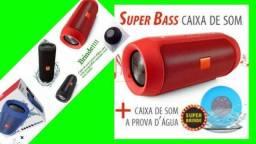 Caixa de Som Super Bass-