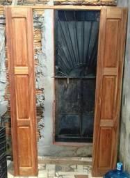Castilho completo com a porta
