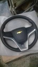 Vendo volante esportivo GM nunca usado ja com o cubo na caixa