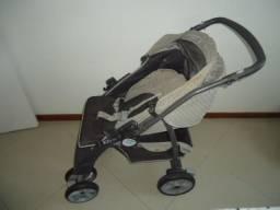 Carrinho + Bebê conforto Burigotto - Acopláveis