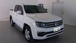 Vw - Volkswagen Amarok Highline 2017 Blindada! - 2017