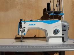 Máquina De Costura Industrial Jack C/ Motor Direct Drive