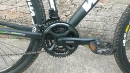 Bike wny quase todas peças Shimano