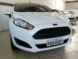 New Fiesta Hatch 1.5s km baixo particular - 2014