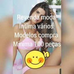 Revenda moda íntima vários modelos compra mínima 100 peças