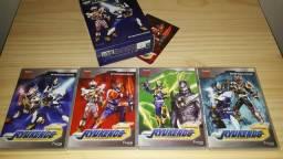 Ryukendo - Série rara com 4 DVDS. (Tokusatsu)