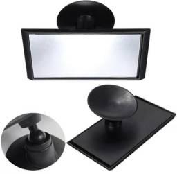 Espelho com ventosa para observar banco traseiro