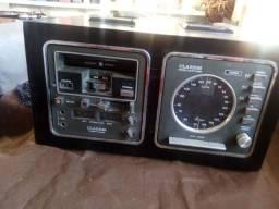 Raro radio clarion mod. mt 9000F excelente