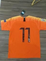 Camisa seleção Holanda