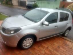 Renault Sandero aceito troca 17.000 - 2011