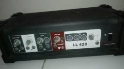 Equalizador e amplificador