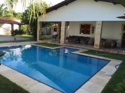 Boa casa 5 quartos piscina.