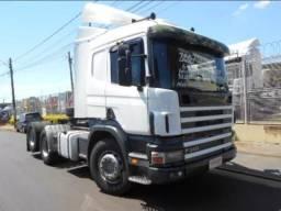Caminhão Scania - 2007