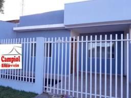 Casa nova no Clarito (Floresta), próximo ao Sup. Irani, financia MCMV